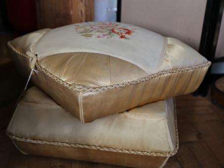 Footstool - £50