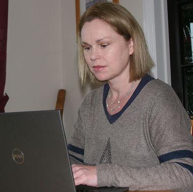 Rebecca Evans, PR, copy writing, ad design