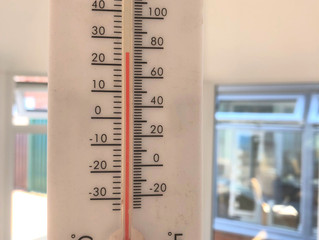 How hot is your conservatory?