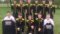 Stowmarket football team sponsorship