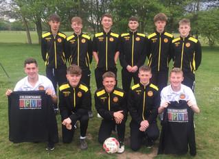Stowmarket football team sponsorship