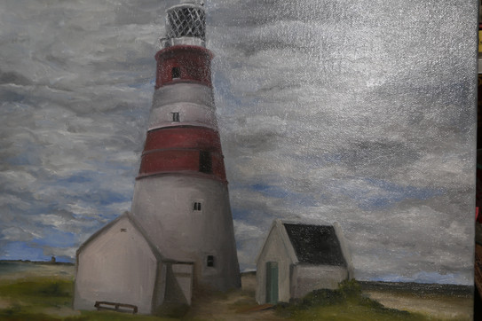 2019 Orfordness Lighthouse