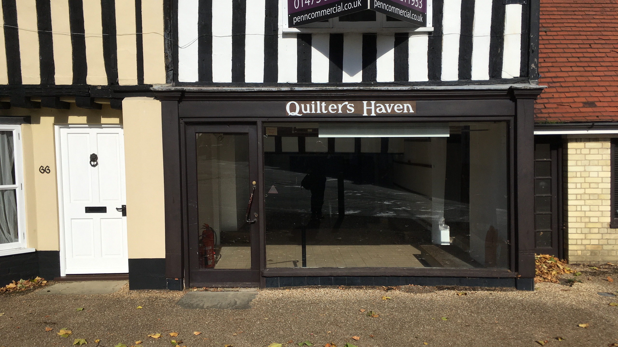 Changing face of Quilters Haven