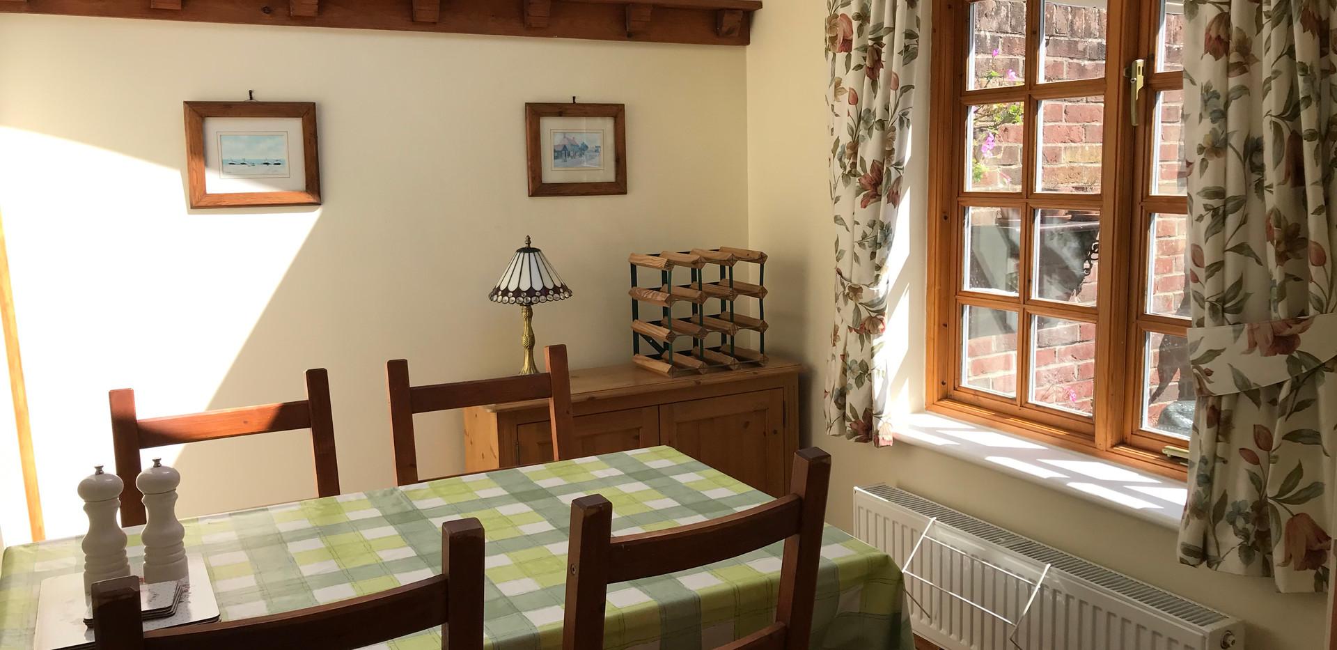 Flint Cottage Dining Room