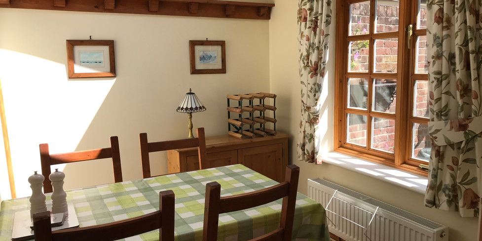 Flint Cottage Dining Room