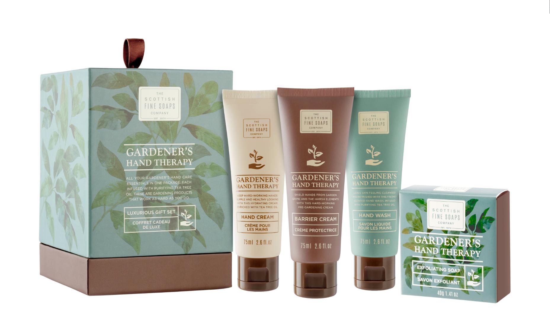 Gardeners gift set - £13