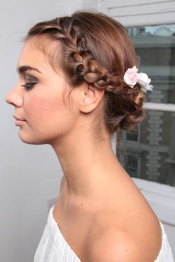 Bridesmaids Braids