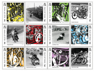 2018 Stamp collection