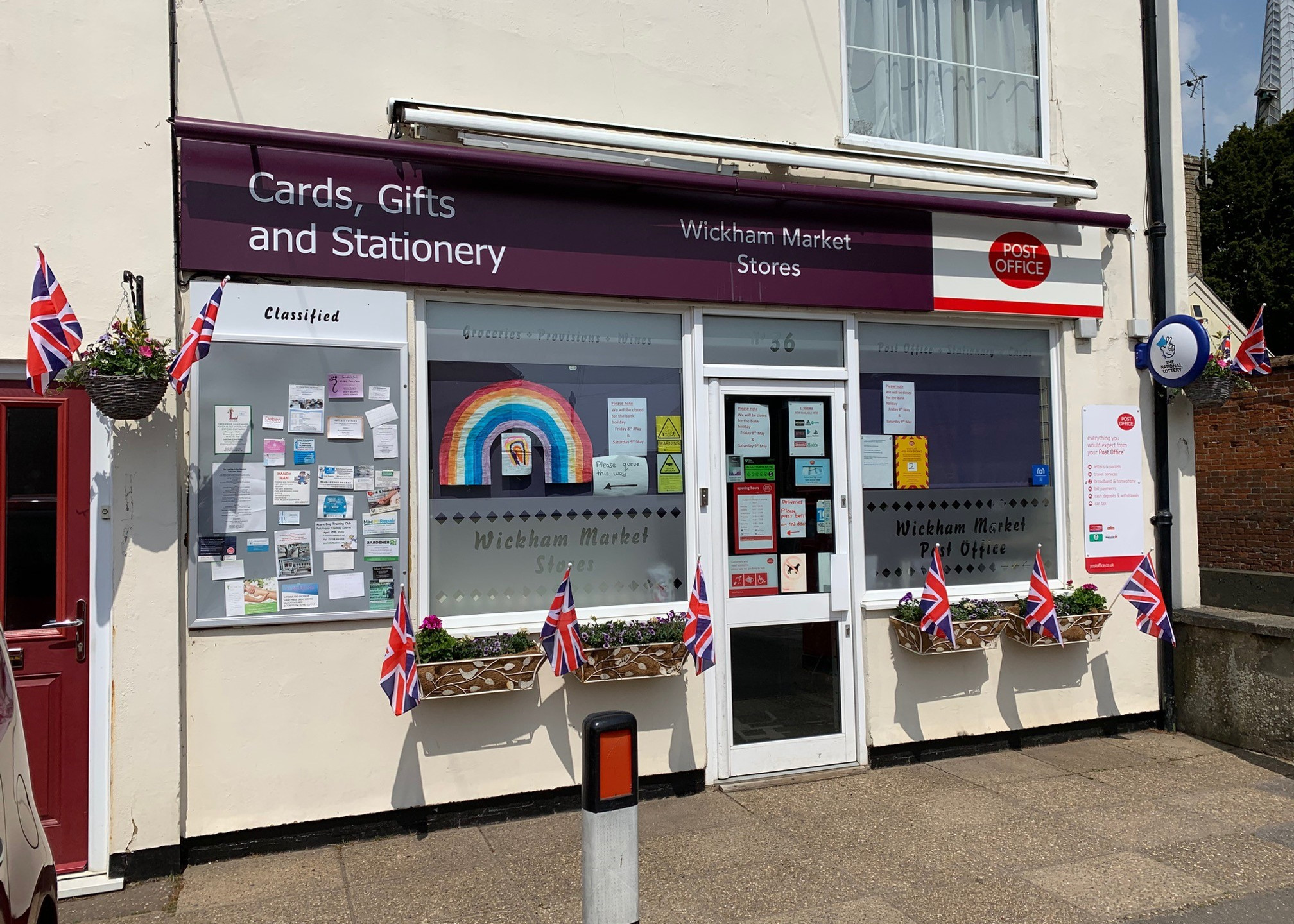 Post Office VE Day