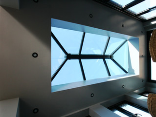 Lantern roofs increase in popularity