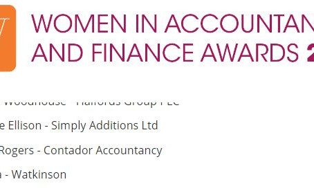 Women in Accountancy and Finance Awards 2020