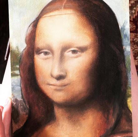 2020 Mona Lisa Study