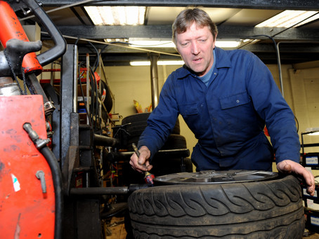 With winter coming are your tyres safe?
