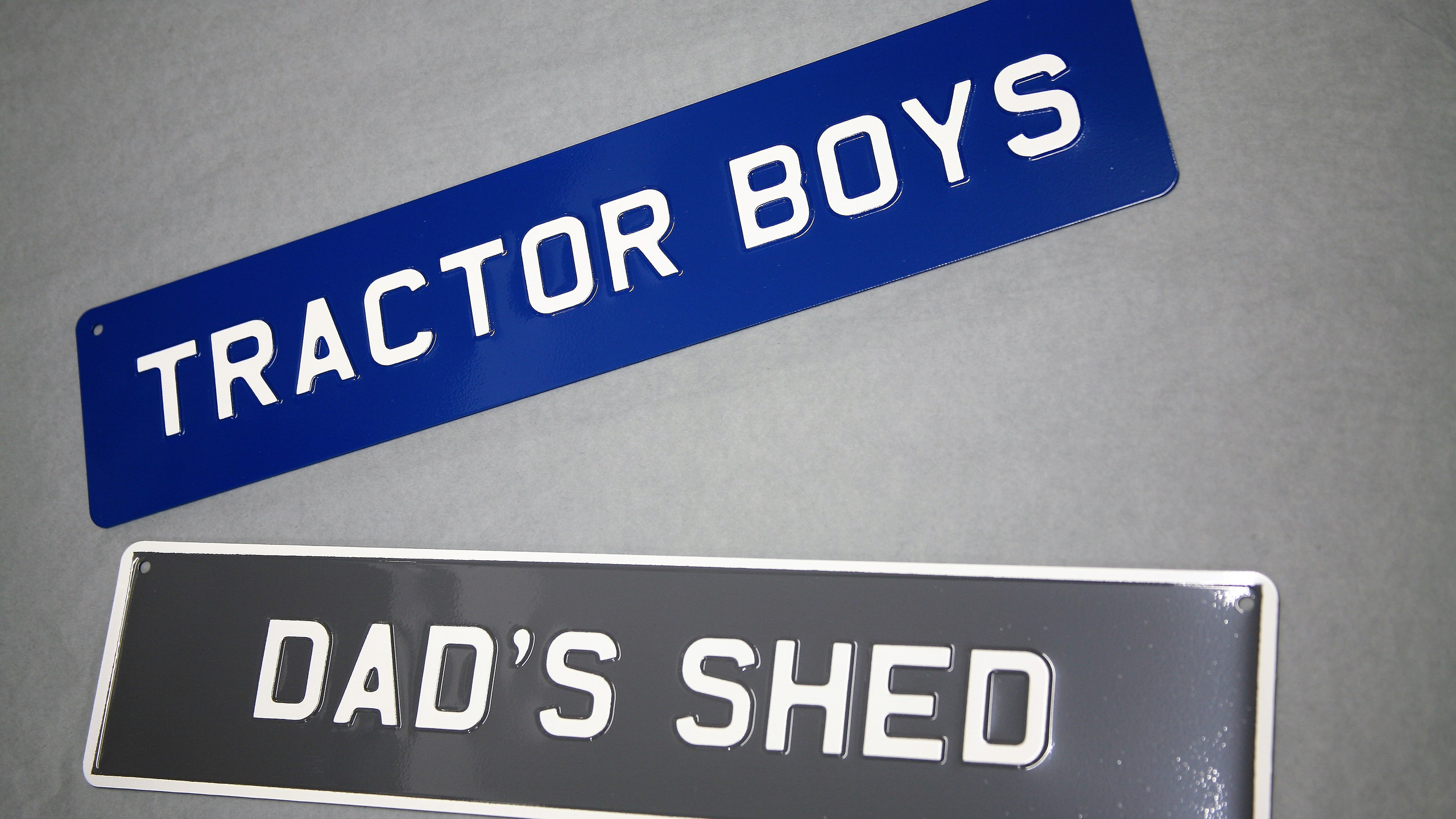 A gift for tractor boys