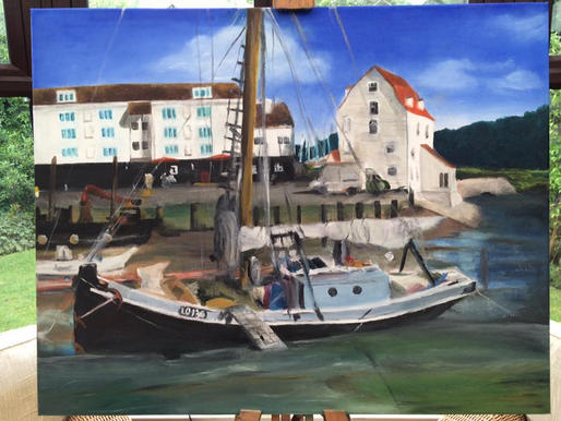 The Tide Mill 2016