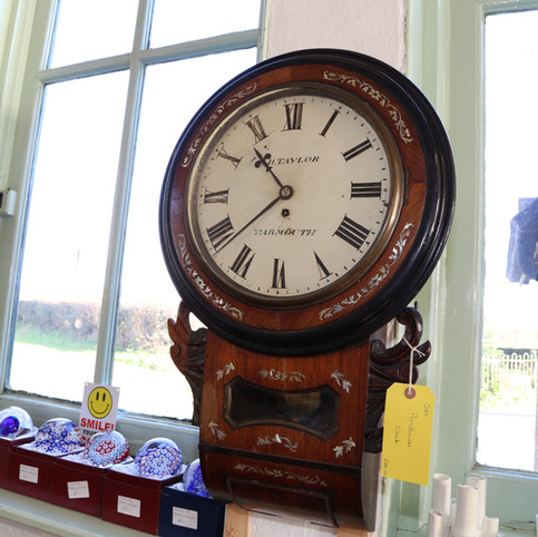 Taylor of Yarmouth clock