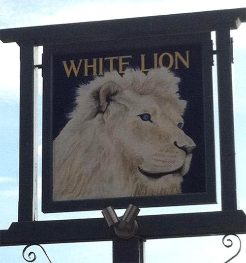 The White Lion Inn, Lower Ufford