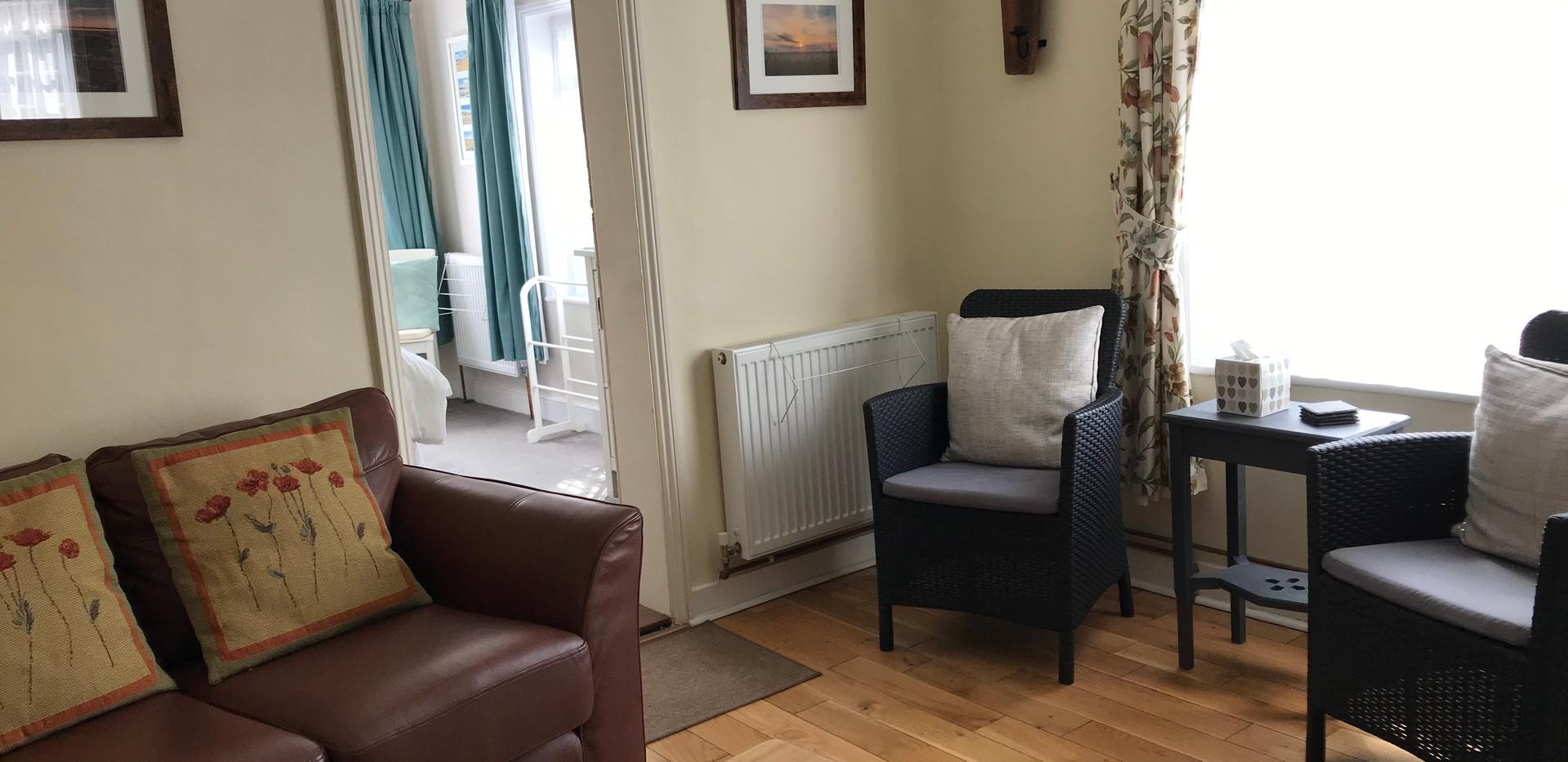 Flint Cottage lounge