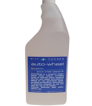 What is the best way to clean Alloy wheels?