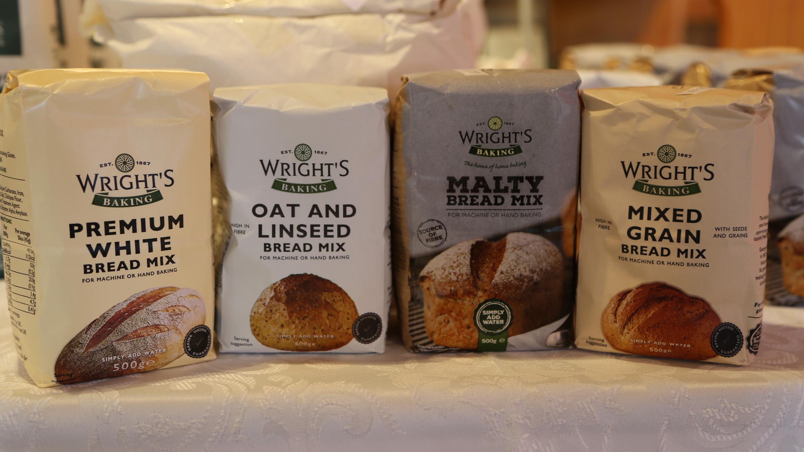 Flour selection