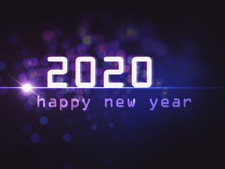 Happy New Year and Thanks