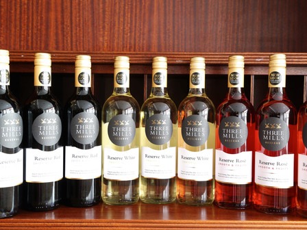 New wines from Norfolk