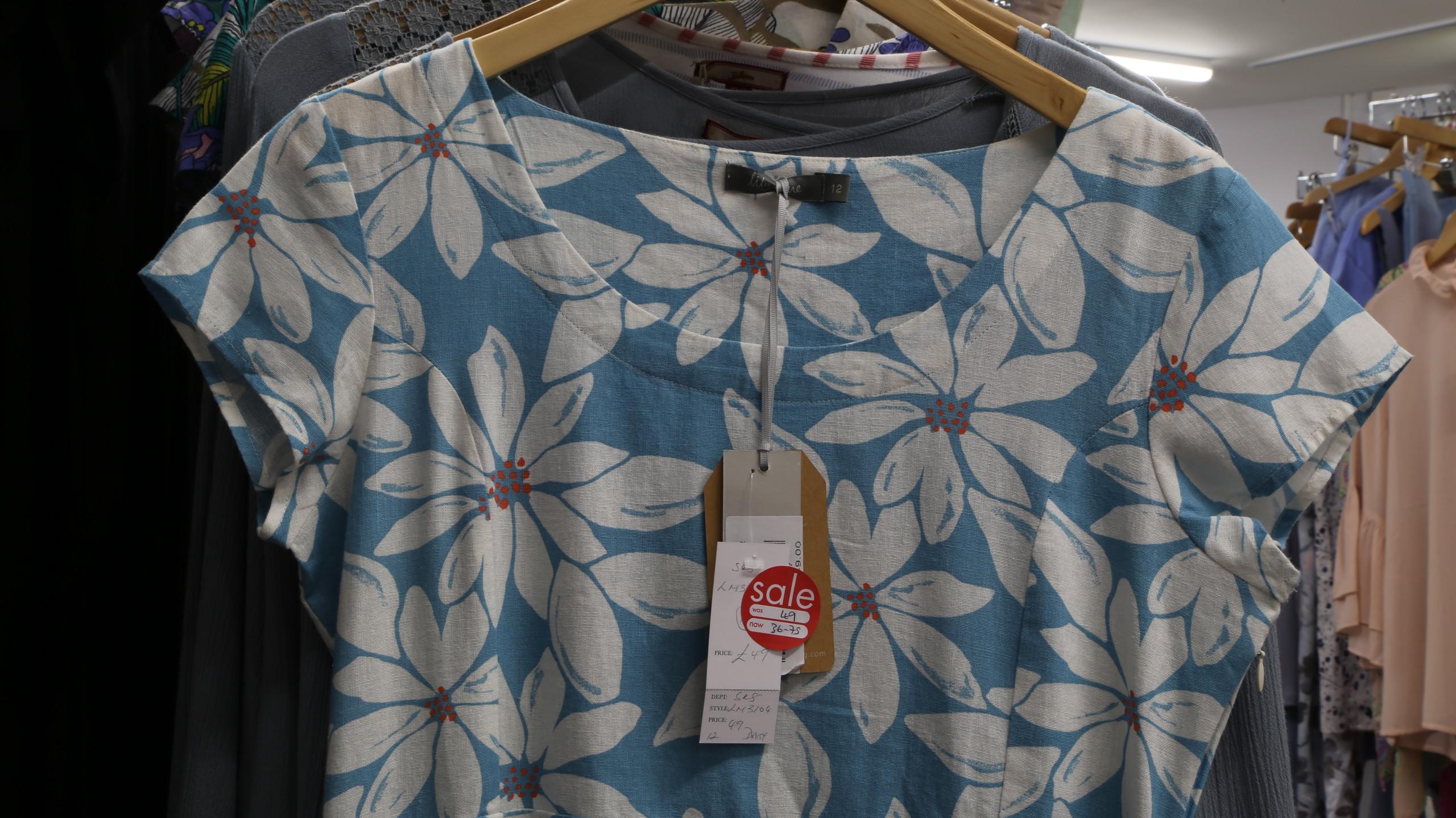 Sale flower top