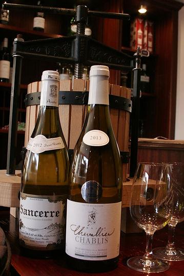 Fine white wines, fine wine Revett of Wickham Market