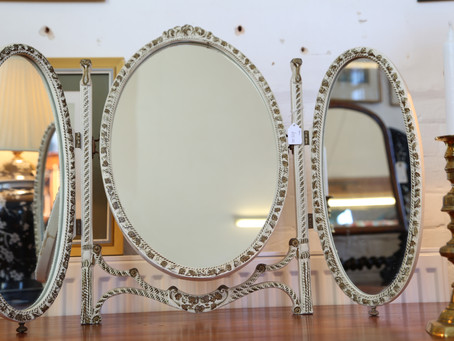 Dressing Table Mirror - SOLD