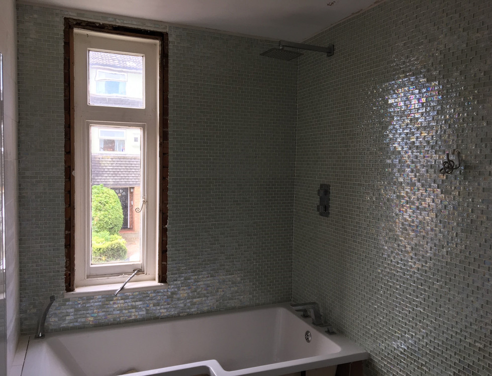 Tiling in Bathroom