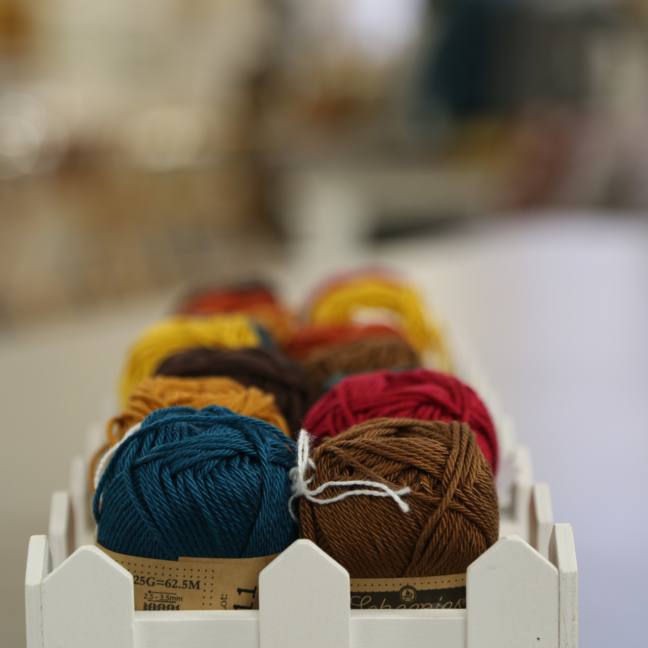 Collection of wool