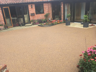 Another Resin Driveway