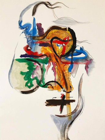 2021 Abstract Art