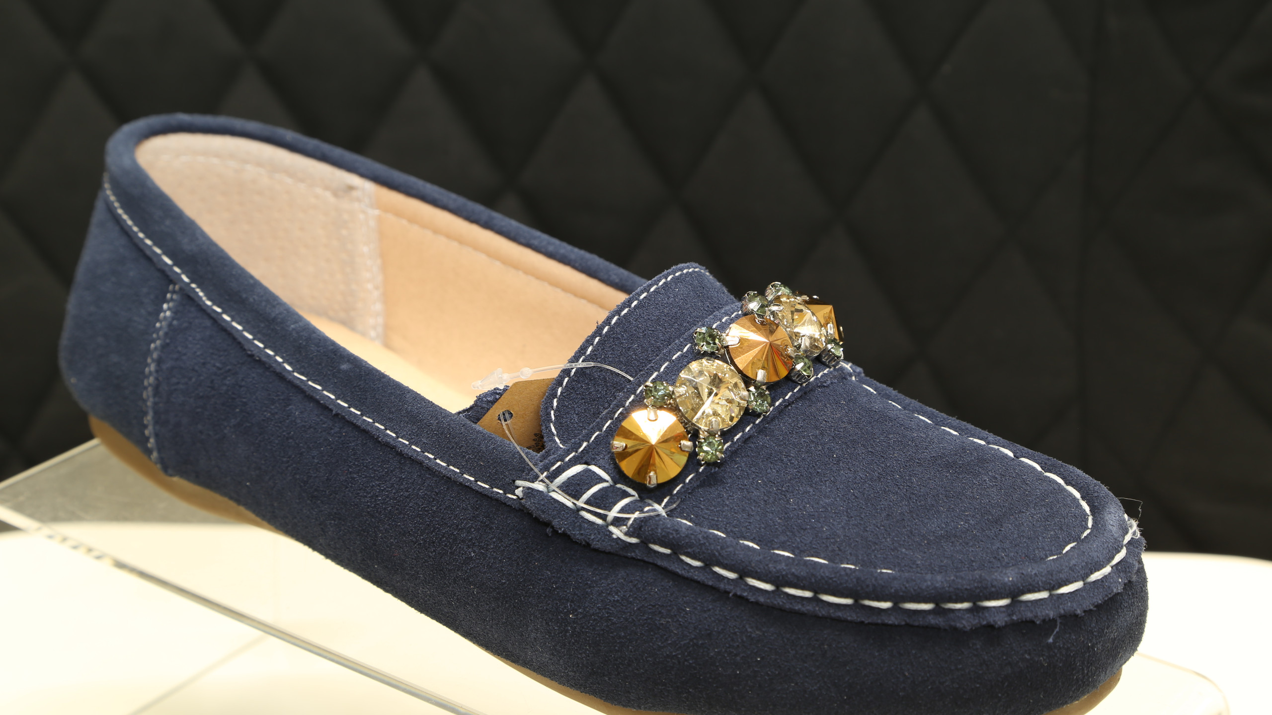 Beautiful Blue Loafers