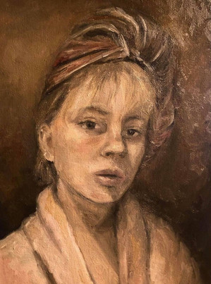 2021 Self Portrait