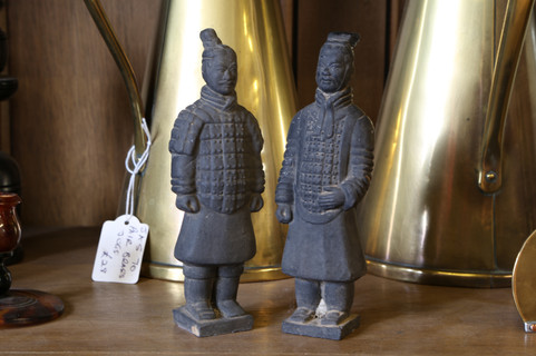 Chinese Figures - £3 Each