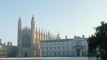Resin pathways for Kings College Cambridge