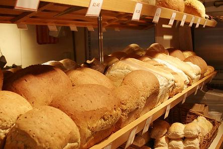 Fresh bread Revetts of Wickham Market