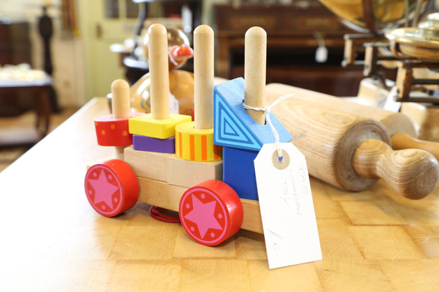 Childs Wooden Toy - £6