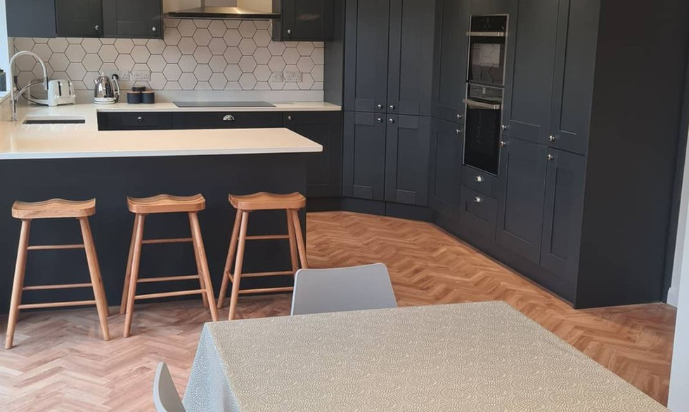 Replacement kitchen