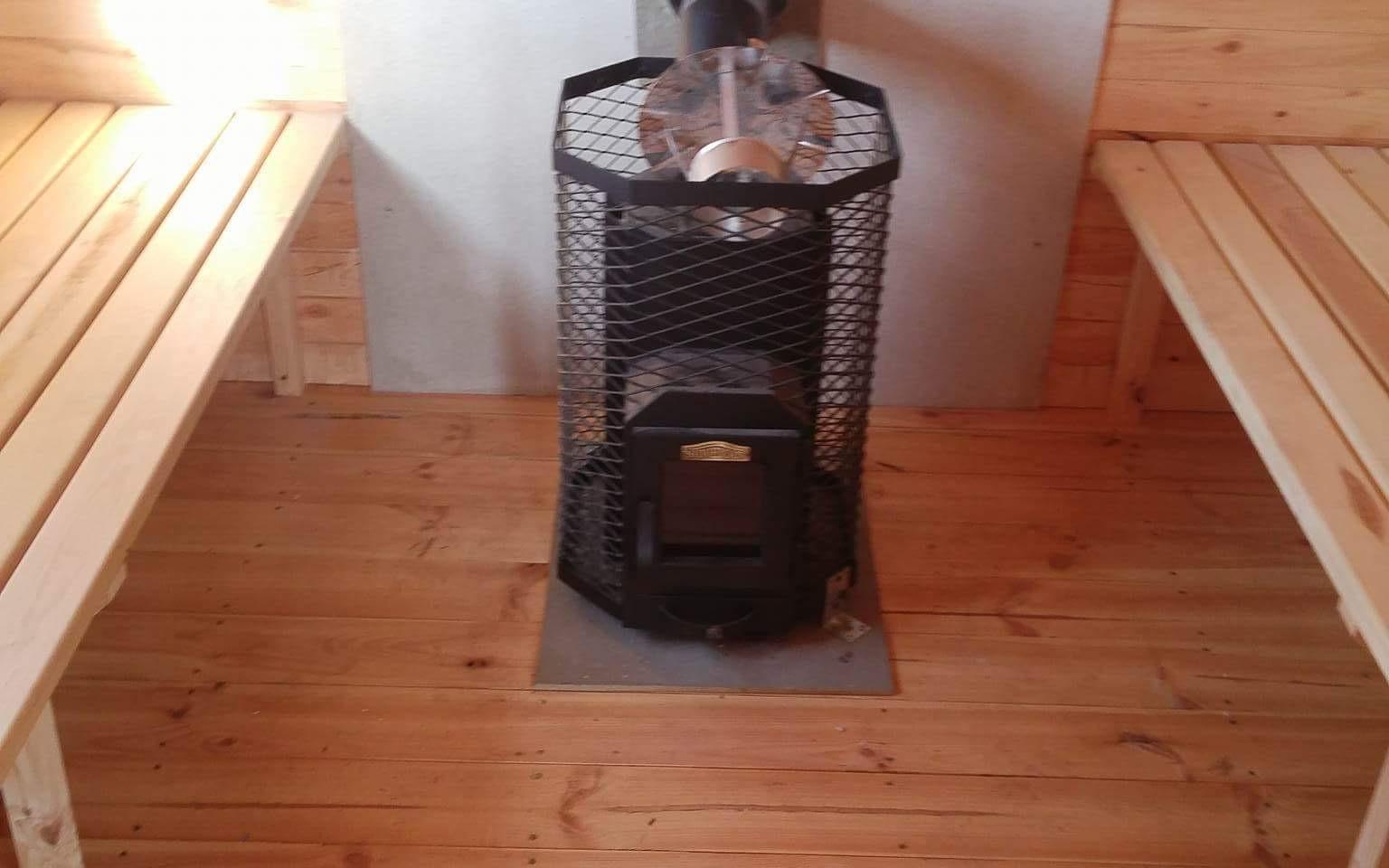 Sauna from Baltic Garden Retreats