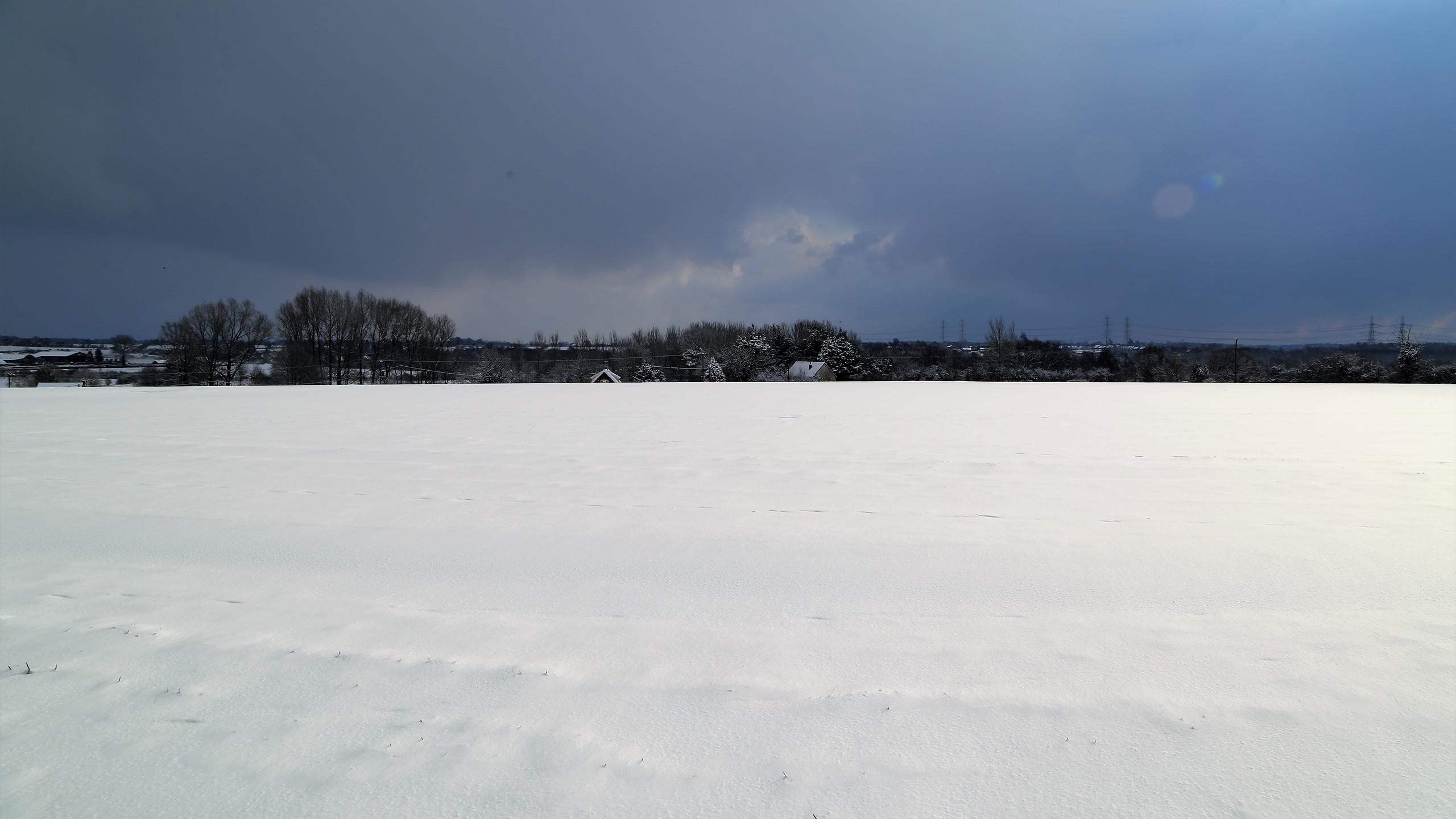 Plenty more snow to come
