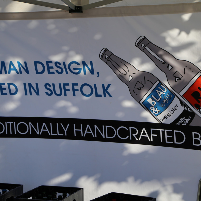 Hand crafted beer