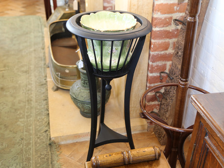 Ornate Plant Stand - SOLD