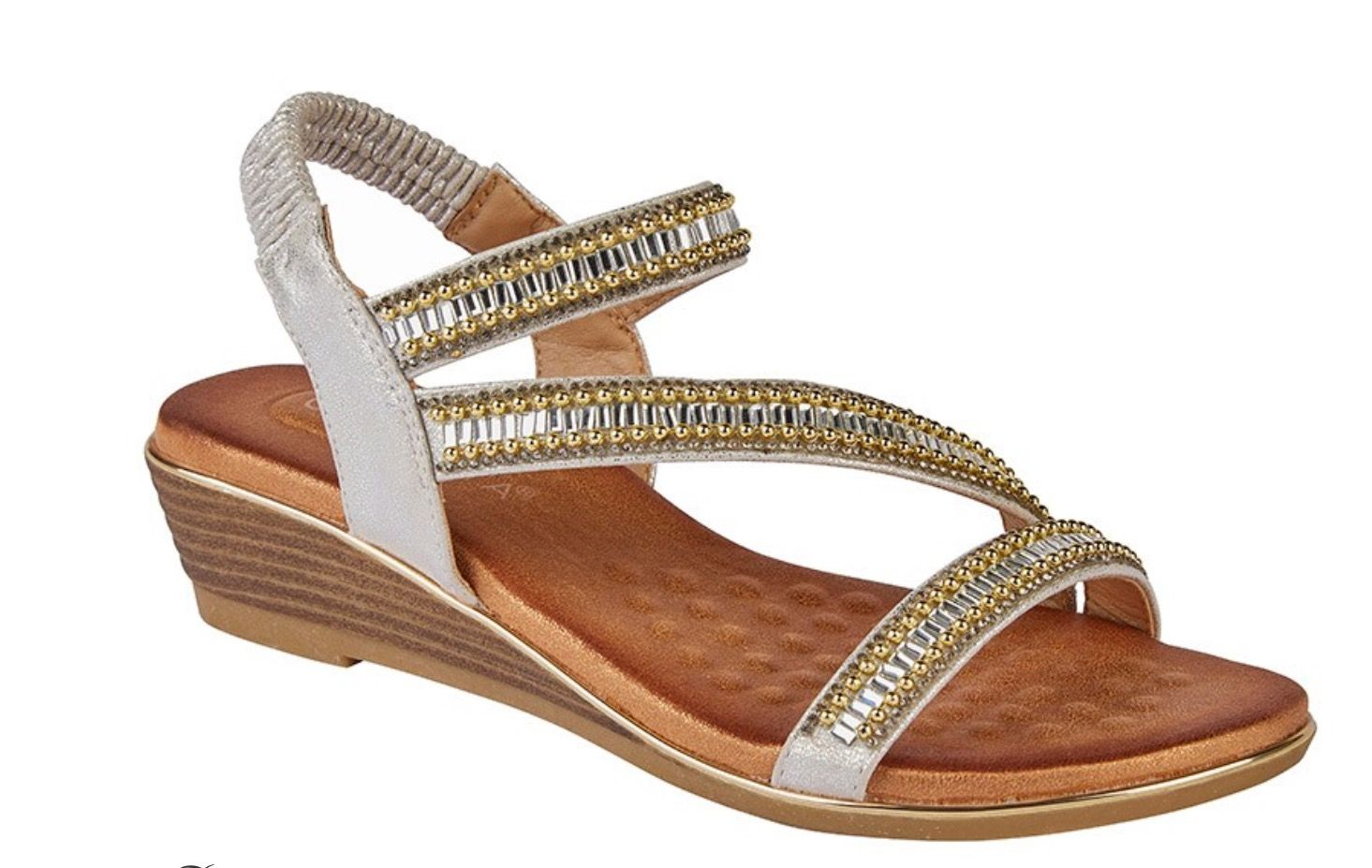 Cipriata Ornate Sandal