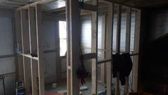 Timber work for new walls.jpg