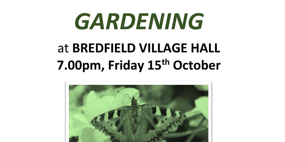 Wildlife-Friendly Gardening