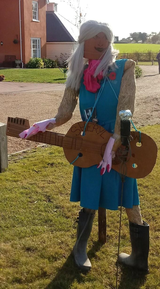 Sheryl Scarecrow