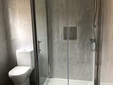 Ensuite bathroom installation