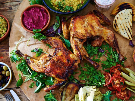 A delicious recipe for your bank holiday
